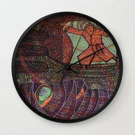 St. Lazarus Wall Clock