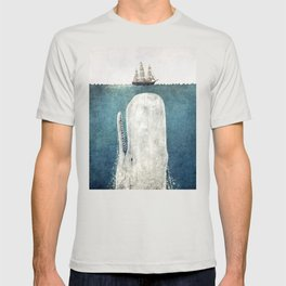 The Whale - vintage T-shirt