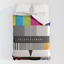 No Signal-1 Comforters