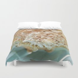 Ribbed Cantharus Duvet Cover