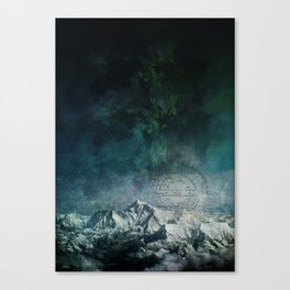 Sequence3 Canvas Print