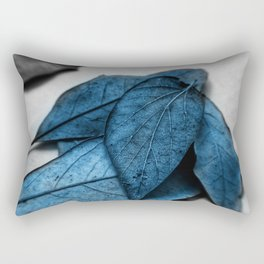 Feeling Blue Rectangular Pillow