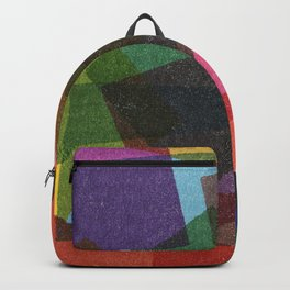Square Miles. Backpack