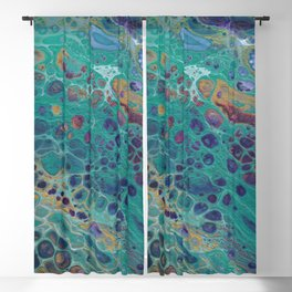 Sea of Colours - Volume 2 Blackout Curtain
