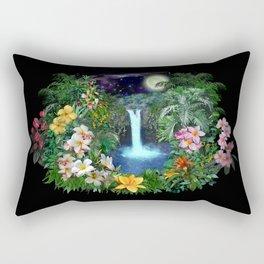 Tropical Nights Rectangular Pillow