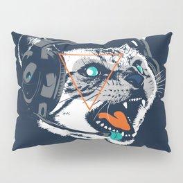 Stereocat Pillow Sham