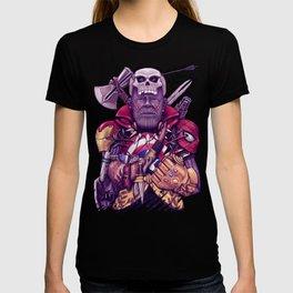 Wild Thanos T-shirt