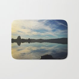 Highway mirror Bath Mat