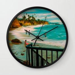 Laguna Cali. Wall Clock