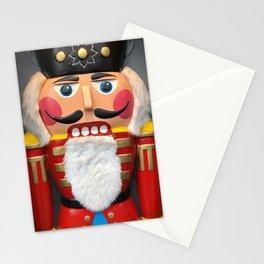 Nutcracker Christmas Design - Illustration Stationery Cards