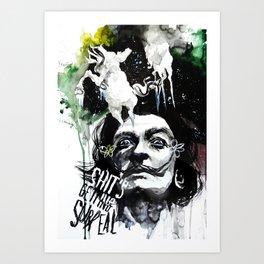 Surreal Art Print