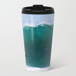 Shark-Filled Heart Travel Mug