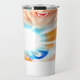 SSGSS Goku Travel Mug