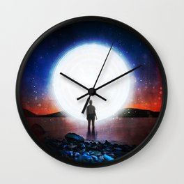 What Was Foud Wall Clock