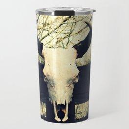 Cow Bones Travel Mug