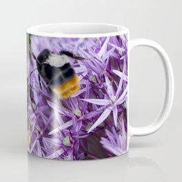 Fighting Bumble Bees Coffee Mug