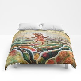 Heavenly Places Comforters