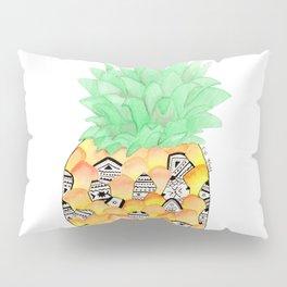 Prickly Pineapple Pillow Sham
