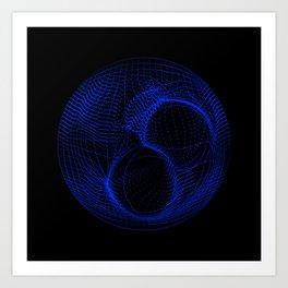 Terra – 6 Art Print