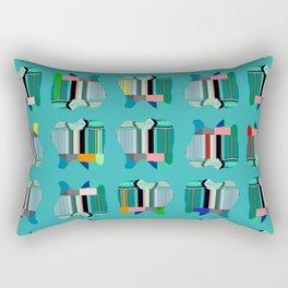 Fabric Candy. Rectangular Pillow