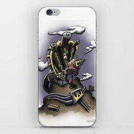 Power Throne iPhone Skin