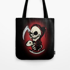 Baby Death Tote Bag