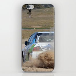 New England HWY rally - Glen Iness iPhone Skin