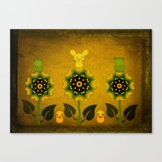 A Little Foofoo Thing! Canvas Print
