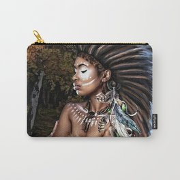 IN THE SPIRIT LAND WE ALL COME FROM 002 Carry-All Pouch