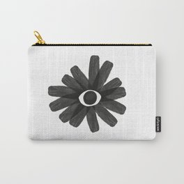 See no evil - Abstract Carry-All Pouch