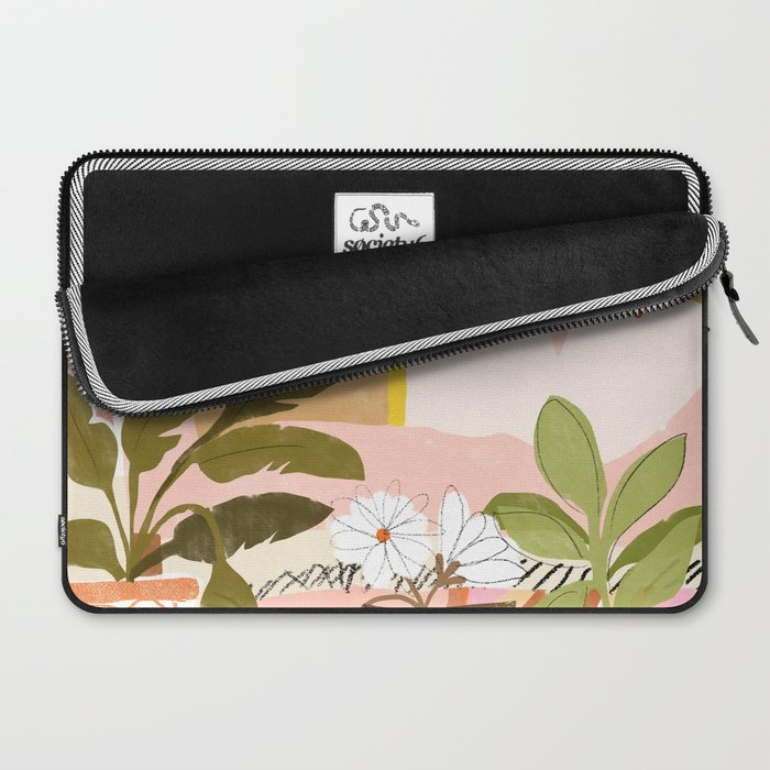 How Many Plants Is Enough Plants? Laptop Sleeve