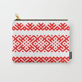 Pattern - Bogoroditsa - Slavic symbol Carry-All Pouch
