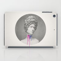 roman iPad Cases featuring Post-Roman by Christopher Berry