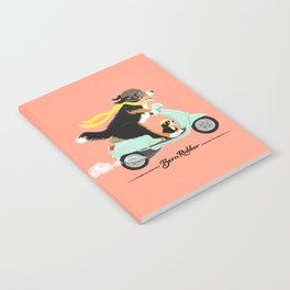 Bern Rubber - Seafoam Scooter Notebook