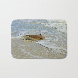 Stingray on Boca Grande I Bath Mat