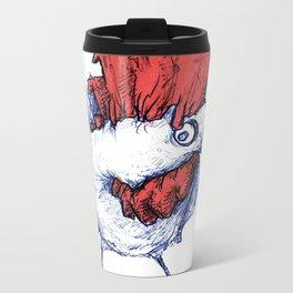 Irregular Chicken Metal Travel Mug
