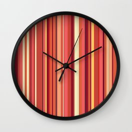 Lineara 6 Wall Clock