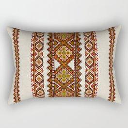 Ukrainian embroidery Rectangular Pillow