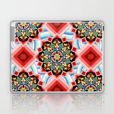 Chinoiserie Waves Laptop & iPad Skin