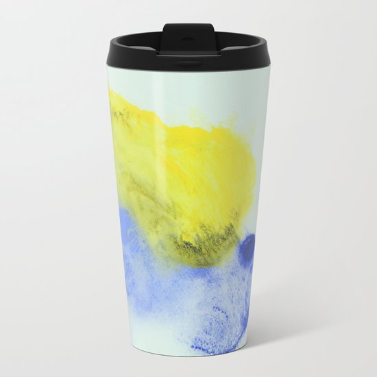 Litmus No. 8 Metal Travel Mug