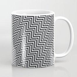 op art - stairs Coffee Mug