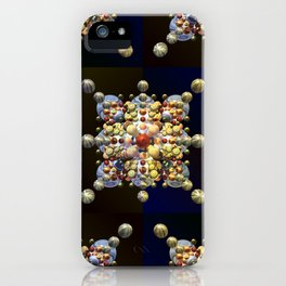 Medallions, 2410b iPhone Case