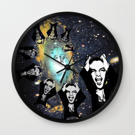 THE RETURN OF LITTLE D Wall Clock