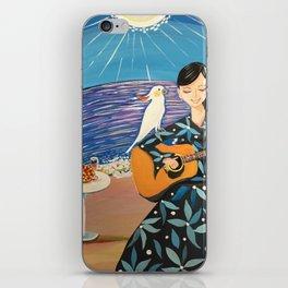 HanaHana   Yuko Nagamori iPhone Skin