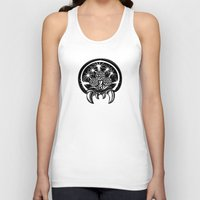 metroid Tank Tops featuring Metroid by Barrett Biggers