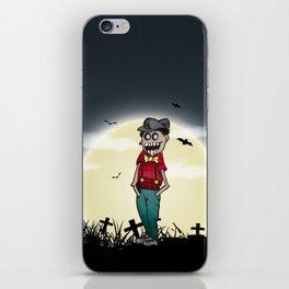 Halloween is coming iPhone Skin