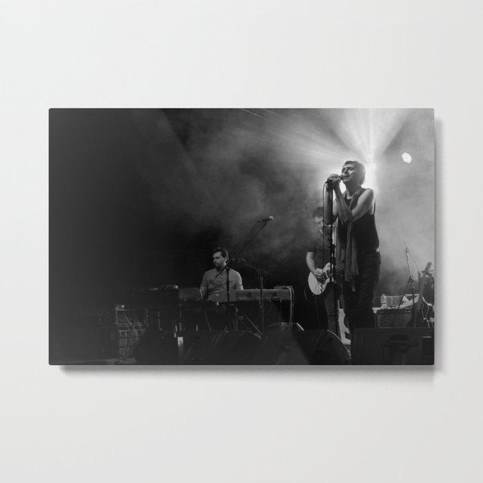Last Voice Metal Print