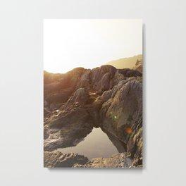 Near the sea Metal Print