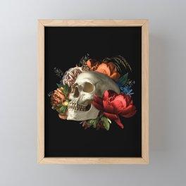 Can These Bones Live? Framed Mini Art Print