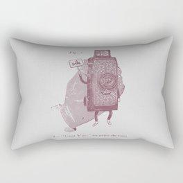 Cent Vues Rectangular Pillow